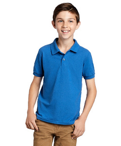 Gildan Dryblend® Youth 6.8 Ounce Piquè Sport Shirt